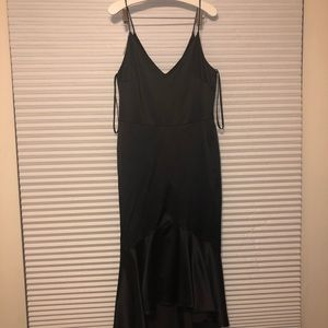 High-low Meemaid Dress